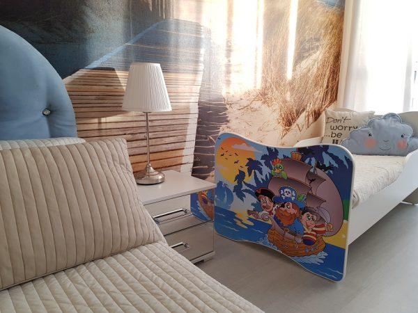 pirackie łóżeczka dla dzieci