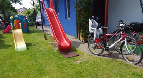 rowery z fotelikami za 0 zł