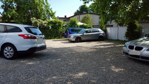 parking za darmo