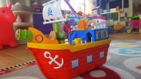 pokój pirata